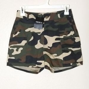 SALE! 3 For $15!! NEW Camouflage Shorts